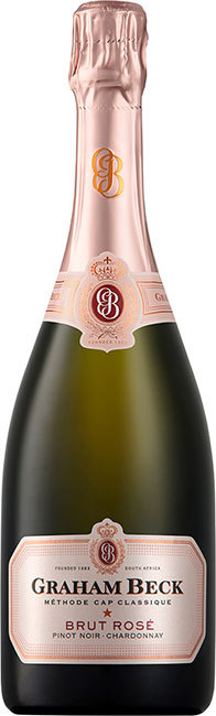 Graham Beck, MCC Brut Rosé NV